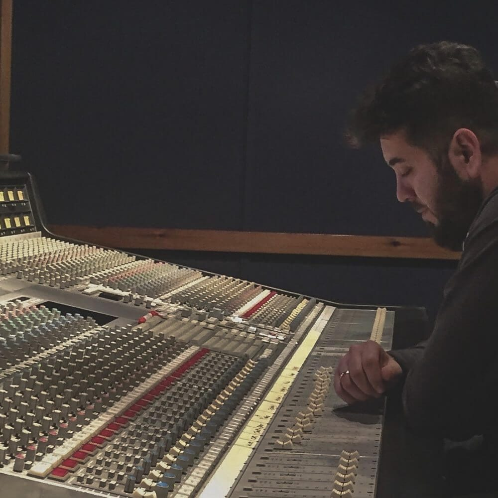 mixing ABOUT pic